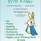 Peter Rabbit Creative Literacy and More!