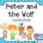 Peter and the Wolf Activities Bundle