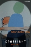 Father's Day Book entitled Petey's Father's Day