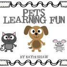 Pets Learning Fun