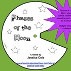 Phases of The Moon Wheel (multiple versions)