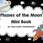 Phases of the Moon Mini Book