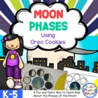 Phases of the Moon Oreo Activity FREEBIE