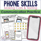 Phone A Friend! Communication Skills Activity