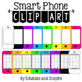 Phone Clip Art Bundle!