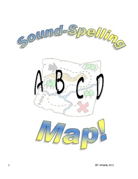 Phoneme-Grapheme Map (Sound-Spelling Map)