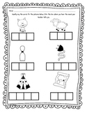 Phoneme Isolation (/p/ and /t/)