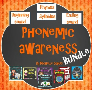 BlackFriday14 Phonemic Awareness