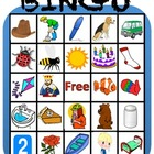 Phonemic Awareness Bingo: Beginning Sound Substitution