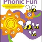 Phonic Fun 2: Set 25 - Word Bingo!