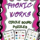 Phonic Work (Circle Sound Puzzles) for Kinders and Element