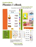 Phonics 1 Ebook