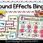 Phonics Advantage Beginning Blends and Digraphs Lotto