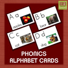 Phonics Alphabet With Real Images - No Clip Art!