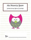 Phonics Book - Inflectional Endings
