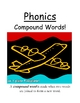 "Phonics Center Game ""Compound Words!"" (Word Work / Spelling Unit)"