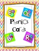Phonics Digraph Cards with Pictures