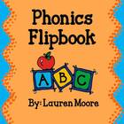 Phonics Flipbook Activity Kit