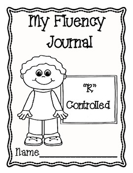 Phonics Fluency Practice and Assessments-Unit 4 Controlled r