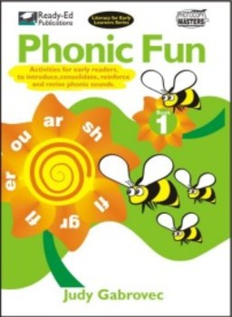 Phonics Fun 1: Set 16 - 'Word Bingo'