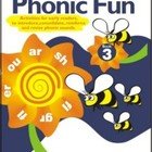 Phonics Fun 3: Set 12 - 'thr, scr, spr' Sounds