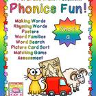 Phonics Fun: Short a Activities