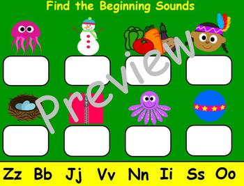 Phonics Fun for Promethean Boards
