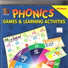 Phonics Games & Learning Activities used book Primary