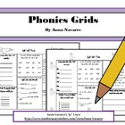 Phonics Grids