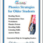 Phonics Strategies for Older Students by Phonics Advantage