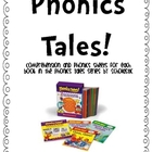 Phonics Tales! Comprehension and Phonics Sheets