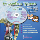 Phonics Time / &quot;Miss Jenny&#039;s Edutunes&quot;