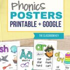 Phonics Visual Charts