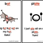Phonics / Word Study- Word Family Rhymes Posters and Book