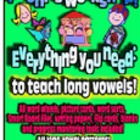 Phonics Workshop - All the Long Vowels!