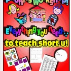 Phonics Workshop - Short u - everything you need!