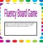 Phonics and Fluency Reading Board Game Free