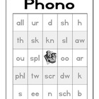 Phono Phonics Playing Cards for Home set of 10