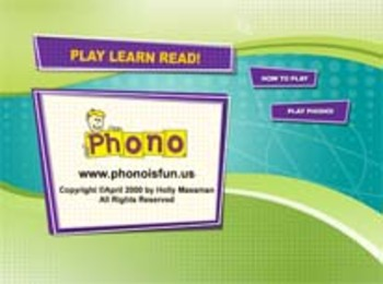 Phono-Phonics They Beg For! Video Flashcards on DVD