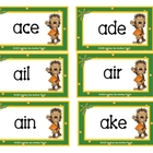 Phonograms ( Word Chunks)  Marvin Monkey