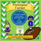 Phonological Awareness Football!