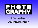 Photography 1: The Portrait - an introduction