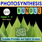 Photosynthesis Complete Unit Plan - 15 products included