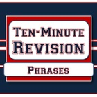 Phrases - Ten-Minute Revision Unit #3