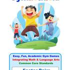Physical Education Common Core – Factor Pairs – Gymucation!