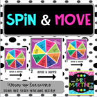 Physical Education Spin & Move (PE Version)