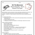 Physical Geography: Research Project (Scrapbook)