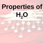 Physical Science: Properties of Water (PowerPoint interact