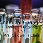 Physical and Chemical Change