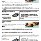 Physics Science Experiment - race cars lab